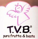 TVB ITALIA PRESENTA I PROPRI FRULLATI, 100% FRUTTA PRESSATA E SPREMUTA E… NIENT'ALTRO