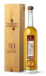 """Distilleria Magnoberta presenta la nuova grappa Historia 94 in occasione della manifestazione """"Grapperie Aperte 2012"""""""