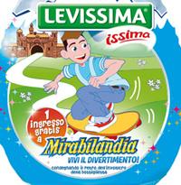 """Parte la grande promozione """"Levissima Issima – Mirabilandia"""""""