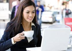 Mercato Office Coffee Service Ripreso Portandosi