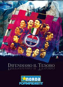 Norda Volley Sostegno Campionesse Italia