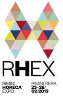 Parte la campagna pubblicitaria per RHEX Rimini Horeca Expo, la fiera nata dall'unione di SIA Guest e Sapore, in programma a Rimini dal 23 al 26 febbraio 2013