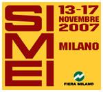 SIMEI 2007 CONFERMA IL TREND POSITIVO DELL' EXPORT ITALIANO DELLE MACCHINE PER L'IMBOTTIGLIAMENTO