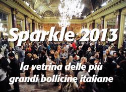 Roma Sparkle Cucina Vini Vetrina Bollicine Italia Dicembre