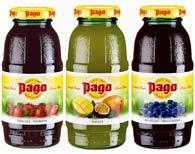 PAGO PROPONE COCKTAIL ESCUSIVI CON PAGO FRAGOLA, PAGO MANGO E PAGO MIRTILLO