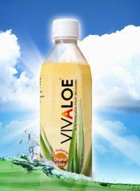 Biscaldi presenta VIVALOE: la bevanda della salute, 100% naturale