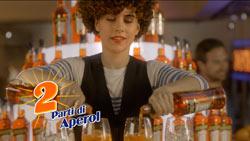 """APEROL: parte la nuova campagna tv  """"3,2,1… Aperol Spritz!"""""""