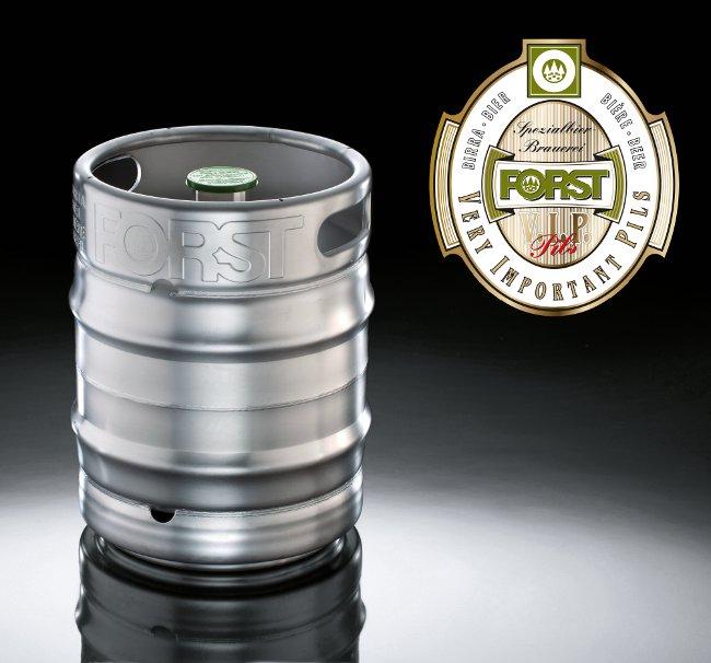 fusto birra forst