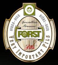 FORST: disponibile il nuovo fusto da 15 litri della birra V.I.P. Pils