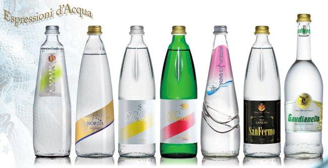 Bottiglie Acqua Norda