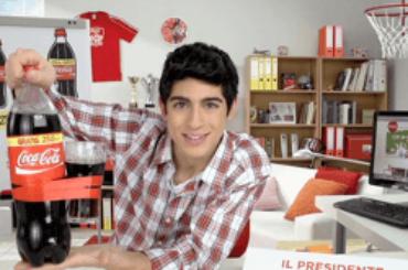 Spot Coca cola presidente