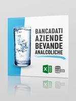 Bancadati Excel CSV Aziende Bevande Analcoliche