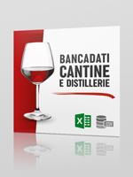Bancadati Excel CSV Cantine e Distillerie