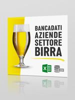 Bancadati Excel CSV Aziende Birra