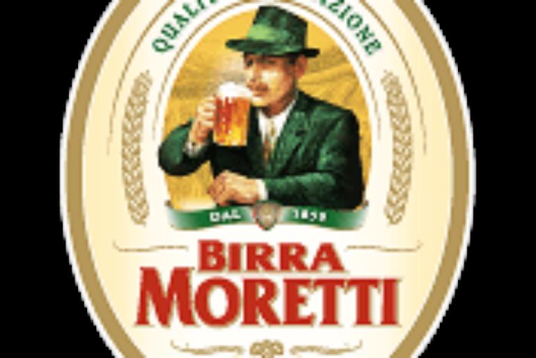 Logo Birra Moretti