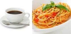 Il confronto illogico tra pasta e caffè di Guido Barilla in TV