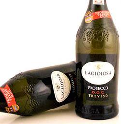 P.E. Labellers veste il Prosecco di Treviso D.O.C. con una etichettatrice combinata