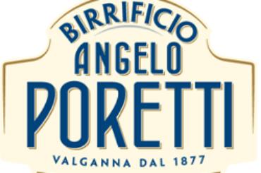 Logo birra poretti