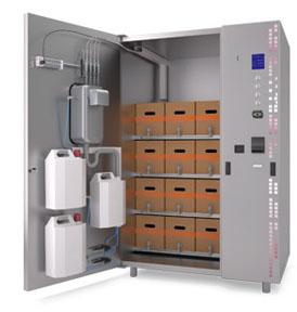 Nasce MyWINE by T&T, il distributore automatico di vino sfuso