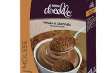 Mousse Cioccolato Nestlè