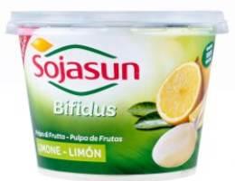Sojasun Bifidus Limon +calcio 250gr