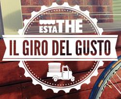 ESTATHÈ al Giro d'Italia 2013 alla scoperta dei piatti tipici regionali