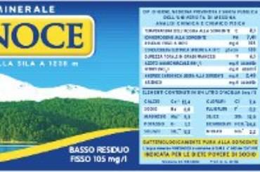 Etichetta Fontenoce