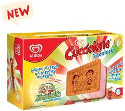 Da merenda per i più piccoli, CUCCIOLONE -il grande gelato-biscotto- diventa pausa per tutta la famiglia