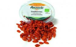 Il GOJIBERRY, il celebre frutto nutraceutico dell'Est Asia, e'  disponibile in Italia  a  marchio Almaverde Bio