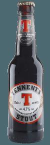 TENNENT'S STOUT®, il nuovo ingresso nella gamma Tennent's Authentic Export®, distribuita da Interbrau.