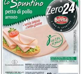 Beretta Lo Spuntino Petto di Pollo Arrosto Zero24