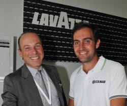Successo di LAVAZZA AL 70° Open di Golf