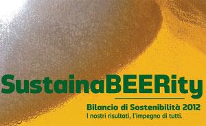 CARLSBERG Italia presenta il Bilancio di Sostenibilità 2012