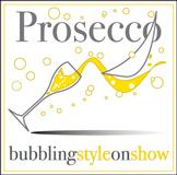 PROSECCO BUBBLING STYLE ON SHOW pronto a stappare l'edizione 2013 a Trieste