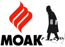 Svelati i nomi dei cinque finalisti del CONCORSO LETTERARIO MOAK 2013.