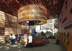 illycaffè presenta il CLUSTER DEL CAFFÈ, uno dei padiglioni tematici EXPO MILANO 2015
