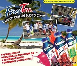 SANTÀL FRUITEA SUMMER TOUR 2013: i risultati di un'operazione di successo