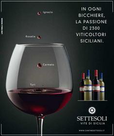 SETTESOLI è il brand vinicolo siciliano più apprezzato dalle donne e dai giovani