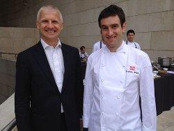 Illy: Il famoso chef spagnolo Josean Alija presenta i suoi studi sul caffè come ingrediente