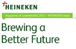 HEINEKEN ITALIA presenta il Rapporto di Sostenibilità 2012