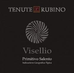 Il primitivo in purezza di TENUTE RUBINO conquista i Cinque grappoli della Guida Bibenda dell'AIS