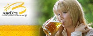 Studio ASSOBIRRA: sono italiane le 'prime' consumatrici di birra al mondo, la bevono 6 su 10