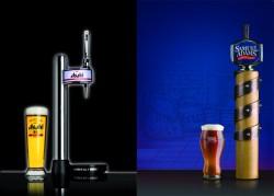 BISCALDI: per le birre ASAHI e SAMUEL ADAMS sono ora disponibili anche fusti