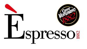 Logo Èspresso 1882 Caffè Vergnano