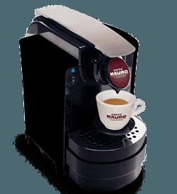 CAFFE' MAURO presenta le capsule mono origine – capsule compatibili Nespresso – nuova macchina a capsule