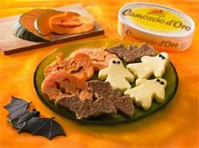 """CAMOSCIO D'ORO propone la sua """"spaventosa"""" ricetta per il party di Halloween"""