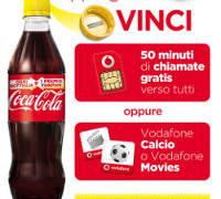 coca cola promo Vodafone