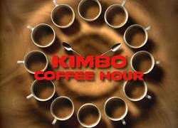 kimbo coffee hour