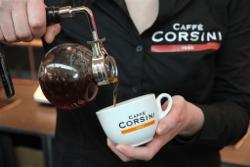 La Corsini all'Anuga di Colonia tra nuove miscele e tradizione 'brew bar'