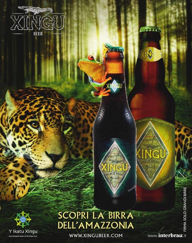 Xingu distribuita da Interbrau